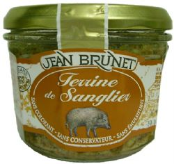 Wild Boar Pate | Terrine de Sanglier | French | Buy Online | UK